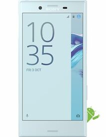 SONY XPERIA X COMPACT (F5321)* 32GB* MIST BLUE* UNLOCKED* BARGAIN PRICE
