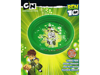 Ben 10 - 3 Ring Inflatable pool / ball pit