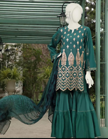 Juneed jamsheed stitched xl suit