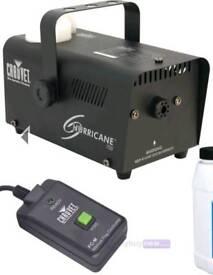 Chauvet hurricane 700 smoke machine