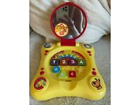 Baby interactive toy