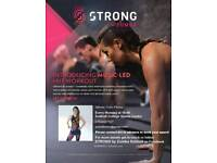 STRONG by Zumba Bodyweight HIIT sessions in Solihull and Birmingham!