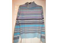 LADIES MARKS & SPENCERS NEW JUMPER SIZE 18