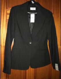 Atmosphere Primark Women's Black Suit Jacket Size 8 New with Tags