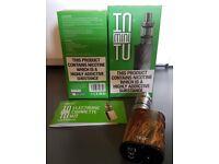 E-cigarette (vape) - TECC Intu Mini with box and accessories