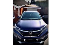 Honda CRV CR-V, Estate, SUV, 2016, Manual, 1597 (cc), 5 doors