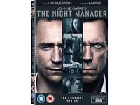 the night manager new
