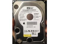 Brand New 250gb Western Digital Internal Hard Drive Excellent Condition