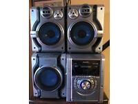 20 x Hi-Fi, Speakers, CD, Tape, DVD<->VHS, Satellite/Freeview, etc (Spares and repairs - JOB LOT)