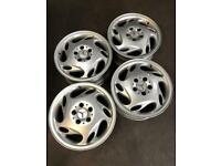 Full Set Mercedes Vito W638 Aluminium Rim (IV) Rim Lk 5x112 7Jx16 H2 ET55 A6384010102