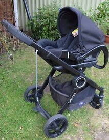 Chicco urban 3 in 1 travel system