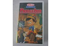 Walt Disney Classic VHS Video – Pinocchio