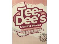 Tee-dees cleaning services