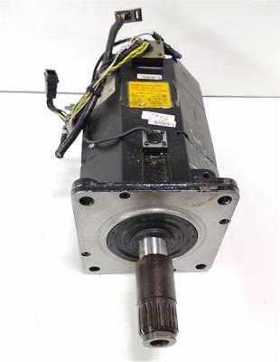 Fanuc 2.1kw 2000rpm 9a Servo Motor A06b-0142-b6750006
