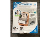 Voyageur cat carrier