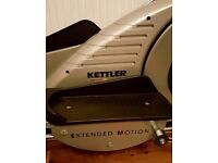 Perfect as new condition Kettler Cross Trainer