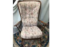 Ercol evergreen easy chair