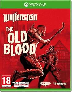 Sealed Copy Of Wolfenstein The Old Blood XONE For Sale / Trade Cambridge Kitchener Area image 1