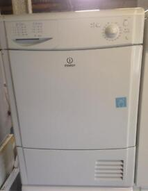 7 kilo indesit condenser dryer