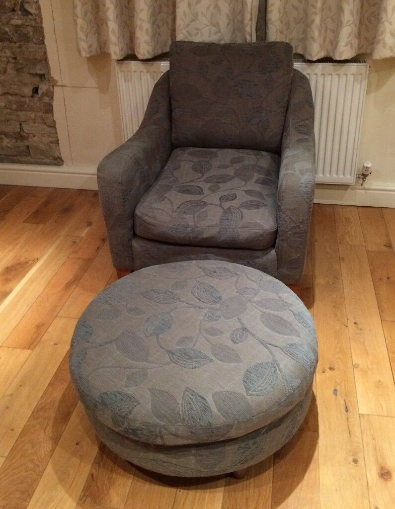 Marks and Spencer Armchair and footstool | in St Helens ...