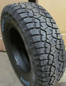 AIRDRIE TRUCK PRO'S!! SIERRA TRAIL ALL TERRAIN 10 PLY E LOAD RANGE ON SALE ONLY $799