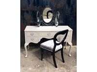 Beautiful french dressing table set