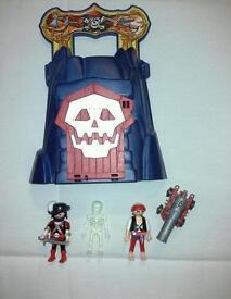 Playmobil pirate case