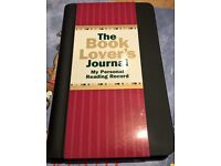 NEW* - The Book Lover's Journal (Diary, Notebook, Organizer)