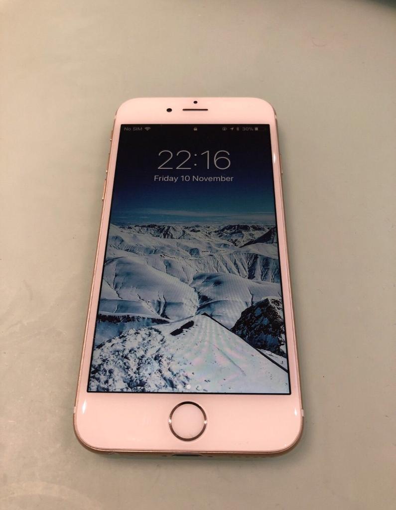 iPhone 64gb gold unlocked