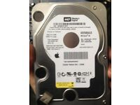 Unused 250gb Western Digital Internal Hard Drive Excellent Condition