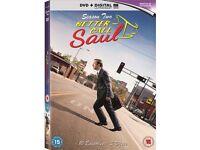 Better Call Saul DVD Season 2 - £8