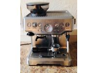 Sage Coffee Machine - Barista Express Bean To Cup Coffee Machine