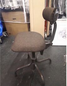 TanSad Vintage Industrial Chair, Great Condition