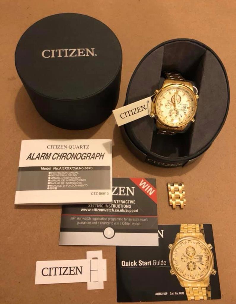 citizen watch support