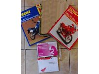 motorcycle manual