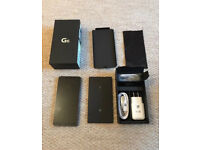 LG G6 H870DS - Dual Sim - 64GB - Astro Black - Unlocked - Excellent Conndition