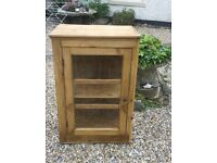 ANTIQUE VICTORIAN FOOD SAFE/CUPBOARDS/ DISPLAY CABINET