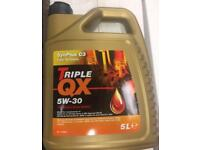 TRIPLE QX ENGINE OIL FOR DIESEL AND PATROL CARS