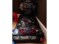 Scooby doo pinball machine. £20