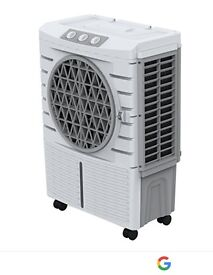 Air conditioner, Evaporative cooler, humidifier and cleaner. Arctic by Electriq. Used twice.