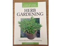 Step-by-Step Guide to Herb Gardening Book