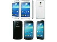 Samsung Galaxy S4 Mini 4G Brand New Uk Stock GT-I9195 8gb Unlocked Open To All Networks