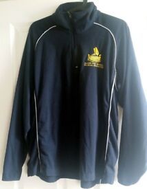 Uniform Manor High School Oadby PE Fleece Top