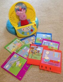 Peppa Pig 'Guess With Peppa' Game (Recommended for 3-5 years) - Excellent 'As New' Condition