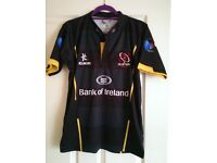 """ULSTER RUGBY SHIRT ~ SIZE XS ~ 36"""" CHEST ~ EXCELLENT CONDITION"""