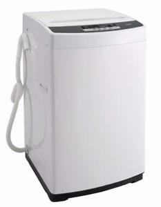 "Brand New - Danby DWM045WDB Compact Washer, 21 7/16"" Width, 9.9 lb - AUTHORISED DEALER - 12 months warranty"