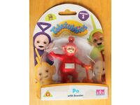 TELETUBBIES FIGURE - PO WITH SCOOTER