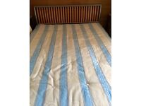 king size bed with mattress delivery available