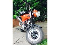 Honda dax copy/monkey bike