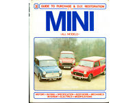 HAYNES MINI GUIDE TO PURCHASE & DIY RESTORATION BY LINDSAY PORTER